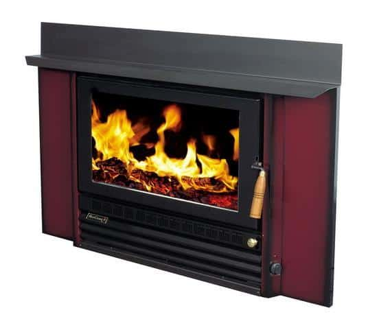 Heatcharm I600 Series 5 Inbuilt Woodheater, Heatcharm, n/a