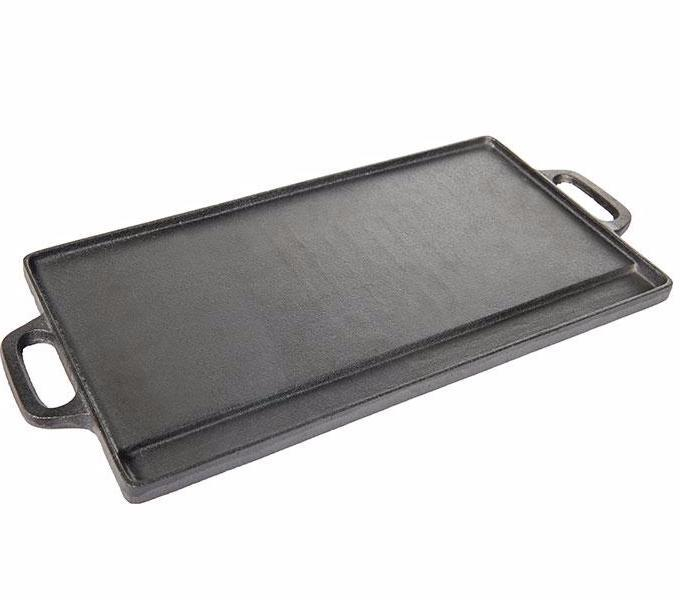 Traeger Cast Iron Reversible Griddle, BBQ Accessories, Traeger