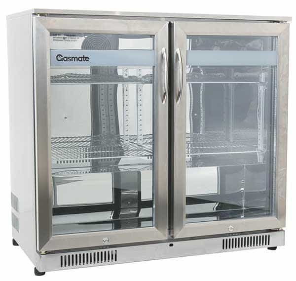Gasmate Double Door Fridge Standard, Fridges & Coolers, Gasmate