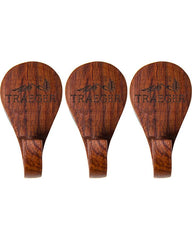 Traeger Magnetic Wooden Hooks - 3 Piece, BBQ Accessories, Traeger