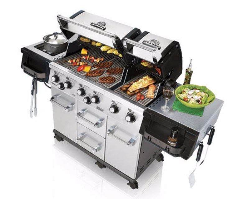 Broil King Imperial XLS BBQ, BBQ, Broil King