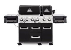 Broil King Imperial XL Black BBQ - Joe's BBQs