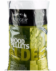 Traeger Alder Pellets 9Kg Bag, BBQ Accessories, Traeger
