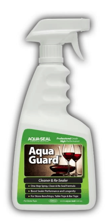 Aqua Guard Stone Cleaner and Resealer 500ml, Accessory, Aqua Seal
