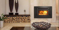 Regency Berwick I100B Inbuilt Wood Fireplace, Regency, Regency Wood & Gas Heating