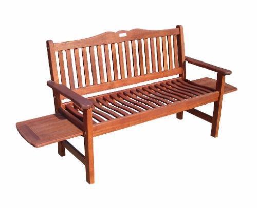 Kwila 1275mm Brenton Bench, Furniture, Swifts