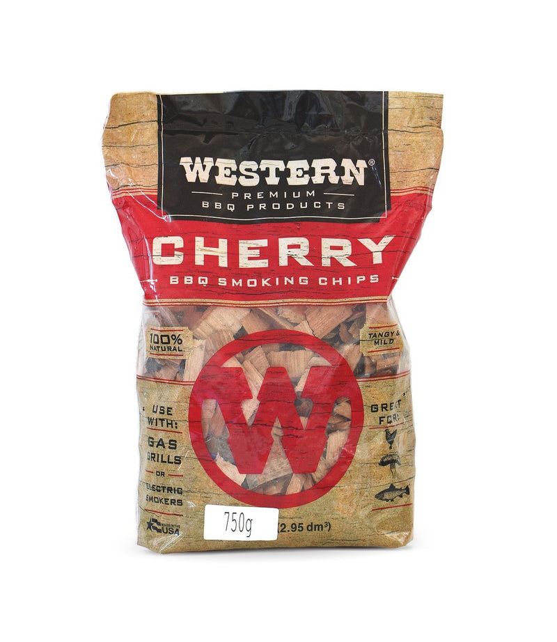 Western Cherry Wood Chips