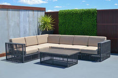 Tucker Karma 7 Piece Modular Lounge Setting