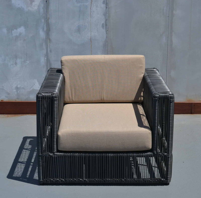 Tucker Karma 4 Piece Lounge Setting with 2 Seater Lounge