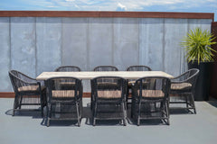 Tucker Karma 9pc Dining Setting - Provence Table, Furniture, Tucker from the original BBQ Factory