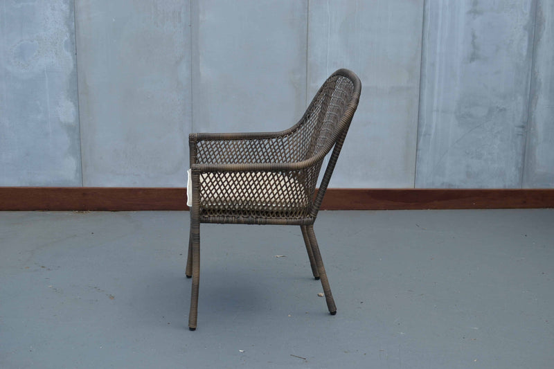 Tucker Paris Dining Chair - Armed