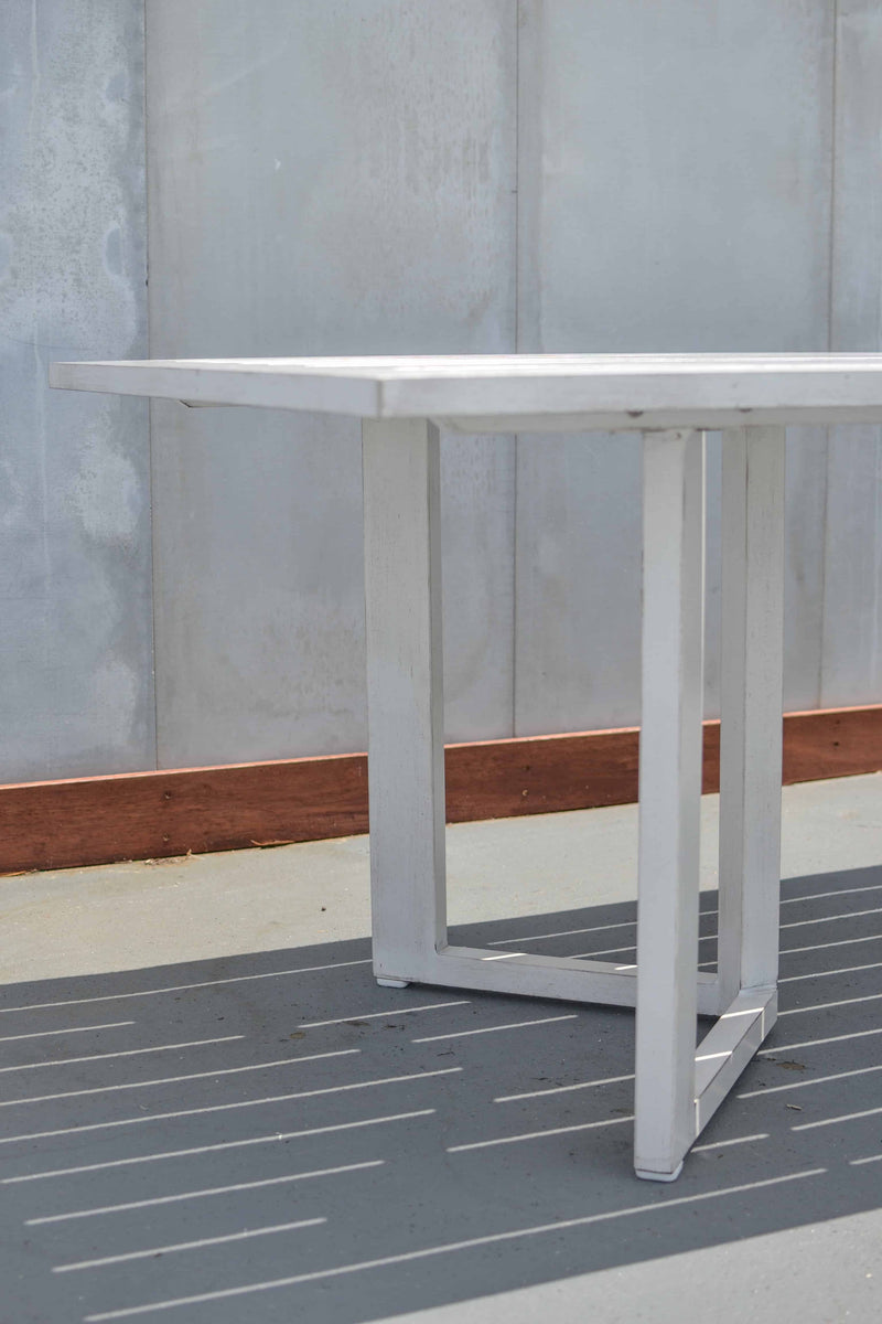 Tucker Paris 9pc Dining Setting - Dalton table Antique White, Furniture, Tucker from the original BBQ Factory
