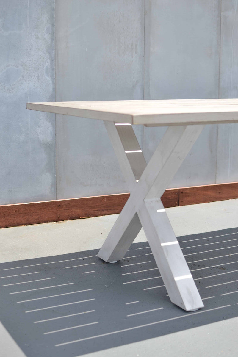 Tucker Paris 9pc Dining Setting - Provence Table, Furniture, Tucker from the original BBQ Factory