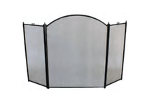 FireUp Economy Range Fire Screen, Heater Accessories, S&D Berg