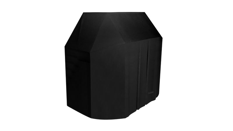 5 Burner BBQ Cover black for outdoor area and weather proof