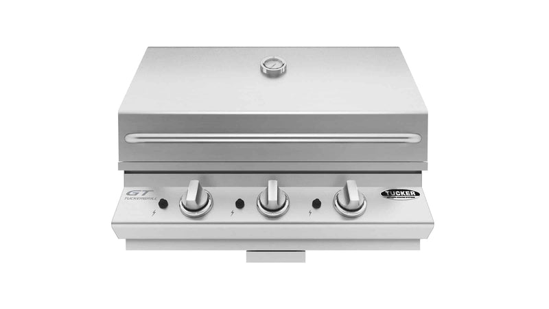 Tucker 3 Burner GT BBQ Built In, BBQ, Tucker Australia