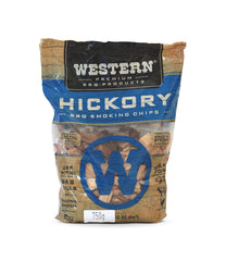 Western Hickory Wood Chips