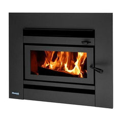 Masport I2000 Inbuilt Wood Fire with Fascia, Heater, Glen Dimplex