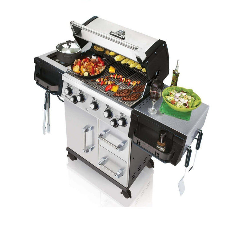 Broil King Imperial 590 BBQ, BBQ, Broil King