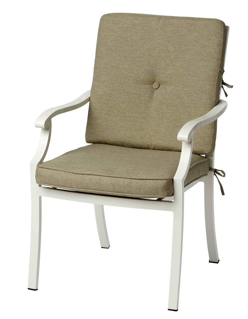 Melton Craft Bendigo Chair with Cushion, Furniture, Melton Craft