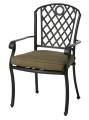Melton Craft Whitehorse Chair with Cushion - Tucker Barbecues