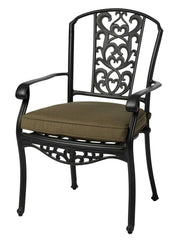 Melton Craft Balwyn Chair with Cushion, Furniture, Melton Craft
