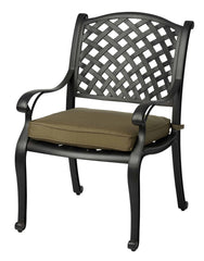 Melton Craft Nassau Chair with Cushion, Furniture, Melton Craft