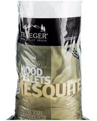 Traeger Mesquite Pellets 9Kg Bag, BBQ Accessories, Traeger