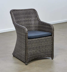 Melton Craft Miami Wicker Chair, Furniture, Melton Craft