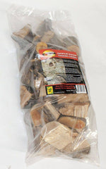 Outdoor Magic Apple Wood 3kg Smoking Chunks