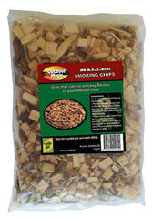 Outdoor Magic Mallee Wood 1kg Smoking Chips, BBQ Accessory, S&D Berg