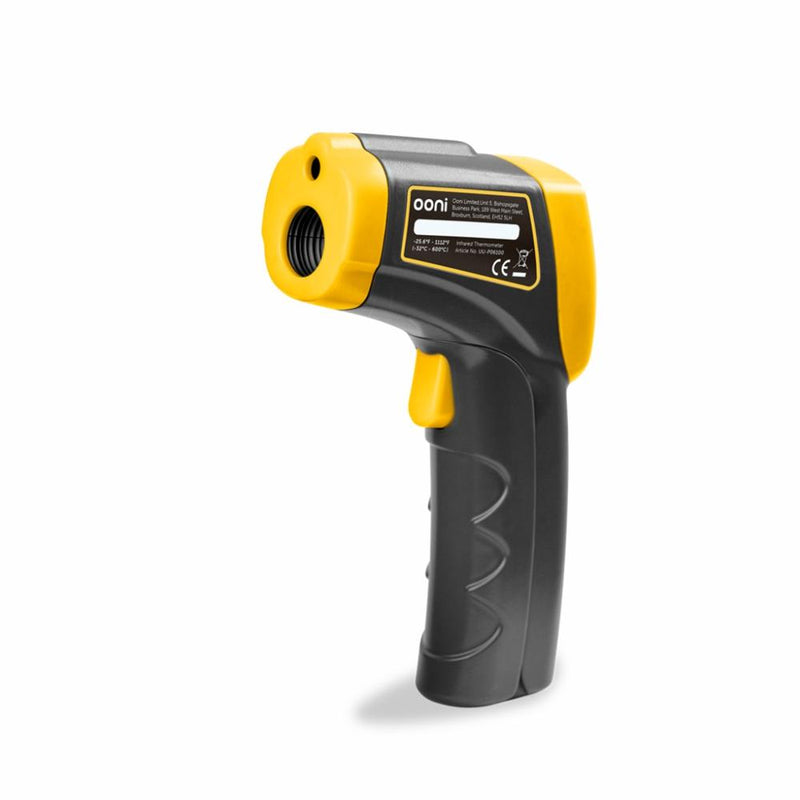 Ooni | Infrared Thermometer with Pouch, Pizza Oven Accessory, Core Supply Group