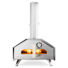Ooni Pro | Portable Charcoal and Wood Fired Pizza Oven