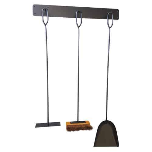 Outdoor Magic Wall Mounted Accessories Set, BBQ Accessory, S&D Berg