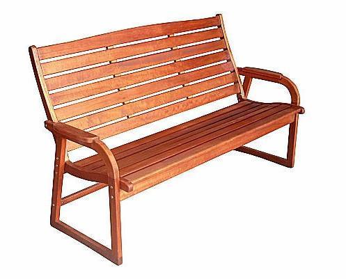 Kwila 1500mm Prestige Bench, Furniture, Swifts