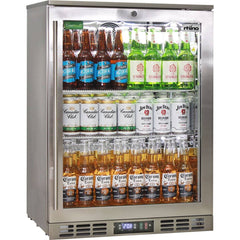 Rhino SS 1 Door Bar Fridge, Fridges & Coolers, Rhino