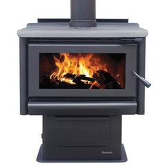 Masport Riverstone Wood Fire, Heater, Glen Dimplex