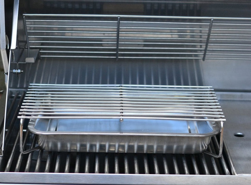 Tucker 6 Burner GTR BBQ Built In, BBQ, Tucker Australia