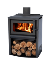 Masport Romsey R3000 Freestanding Wood Fireplace, Heater, Glen Dimplex