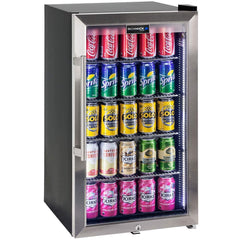 Schmick Triple Glazed LED 1 Door Bar Fridge, Fridges & Coolers, Schmick