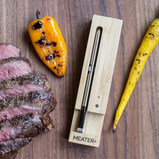 MEATER+ With Bluetooth Repeater, BBQ Accessories, MEATER