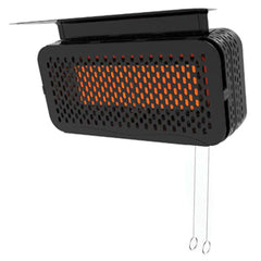 Gasmate Natural Gas Ceramic Radiant Heater, Heater, Gasmate