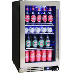 Schmick 304 Stainless Steel Single Door Bar Fridge - JC95B