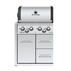 Broil King Imperial XLS Built In Cabinet BBQ, BBQ, Broil King