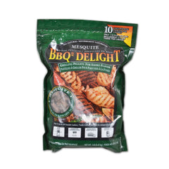 BBQr's Delight Mesquite 450g Smoking Pellets, BBQ Accessory, S&D Berg