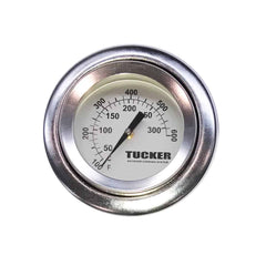 Tucker Hood Temperature Gauge, BBQ Accessory, Tucker Australia