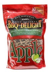 BBQr's Delight Apple 450g Smoking Pellets, BBQ Accessory, S&D Berg