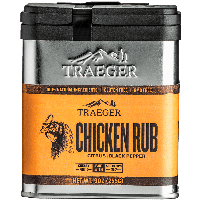 Traeger Chicken Rub 255g, BBQ Accessories, Traeger