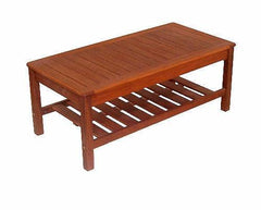 Kwila 1000 x 500mm Coffee Table, Furniture, Swifts