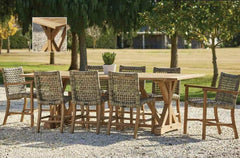 Melton Craft 9 Piece Corona Setting, Furniture, Melton Craft